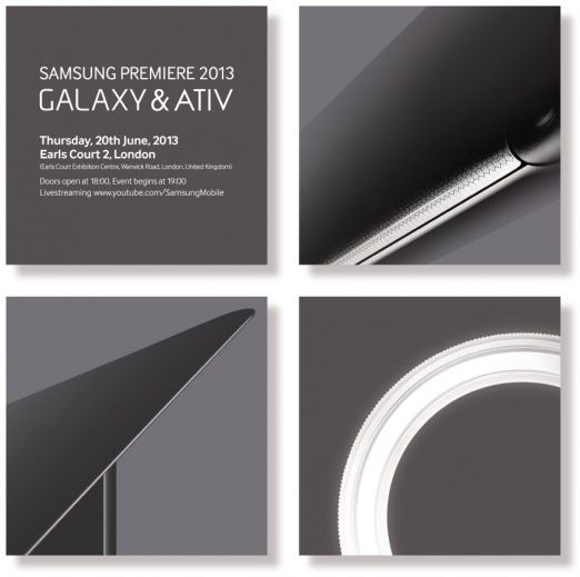 Samsung Galaxy и ATIV