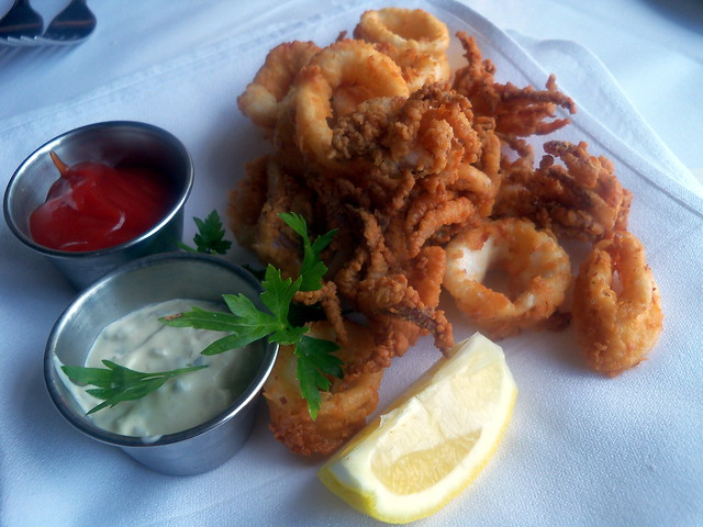 Fried Calamari - Ocean Avenue Seafood