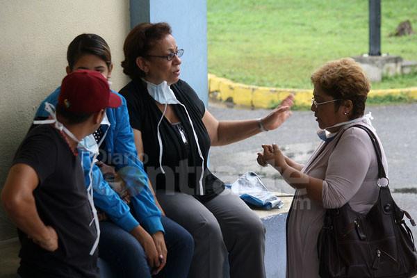 Caso H1N1 Santa Bárbara del Zulia