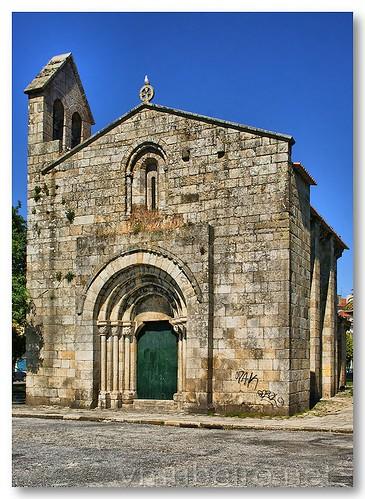 Igreja românica de Cedofeita by VRfoto