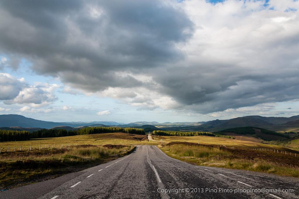 Loch Knockie Scotland Tripcarta