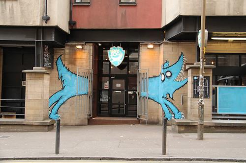entrance to BrewDog