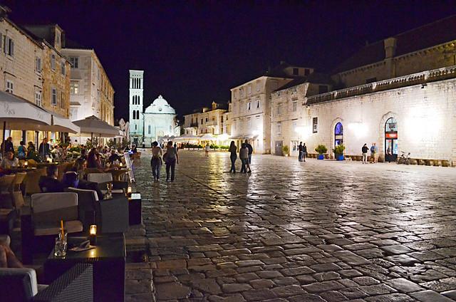 Hvar Town, Hvar, Croatia