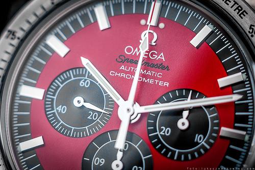 Omega Speedmaster Schumacher