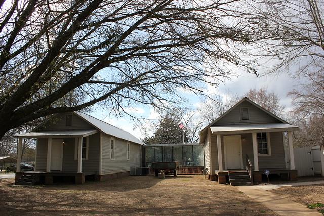 Safe House Museum, Greensboro AL
