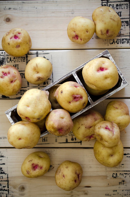 BCfresh New Nugget (Warba)  Potatoes