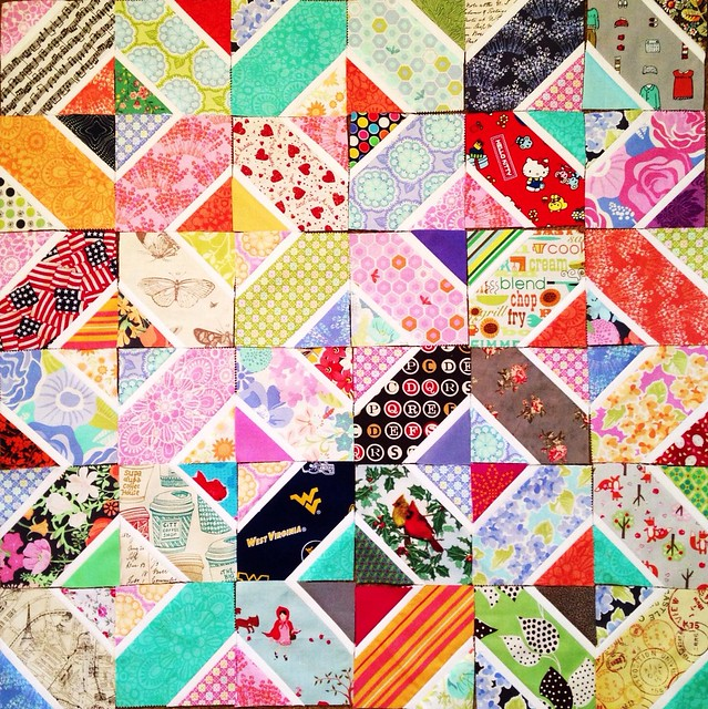 Hugs and Kisses Quilt Blocks