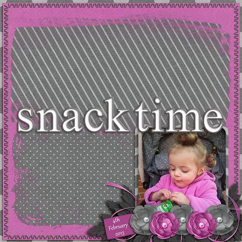 Snack Time by Lukasmummy