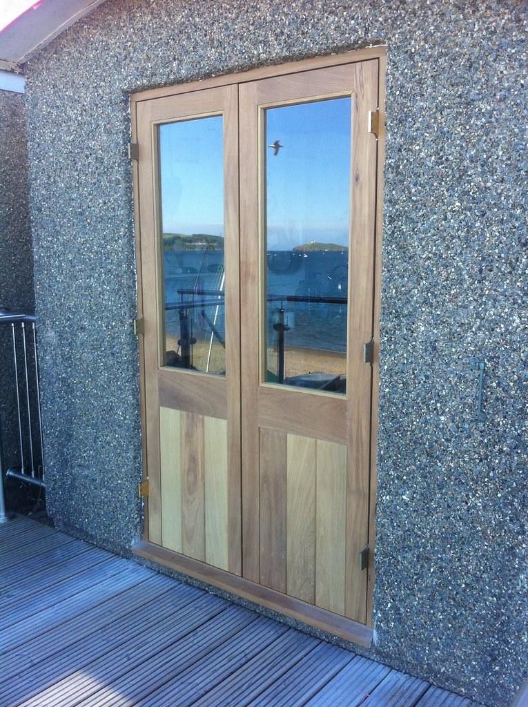 STW Builders French Patio Door Installation