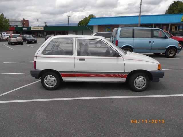 U0026 39 90- U0026 39 93 Ford Festiva