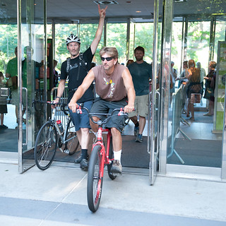 7/18/13 Third Thursday: Bike Night