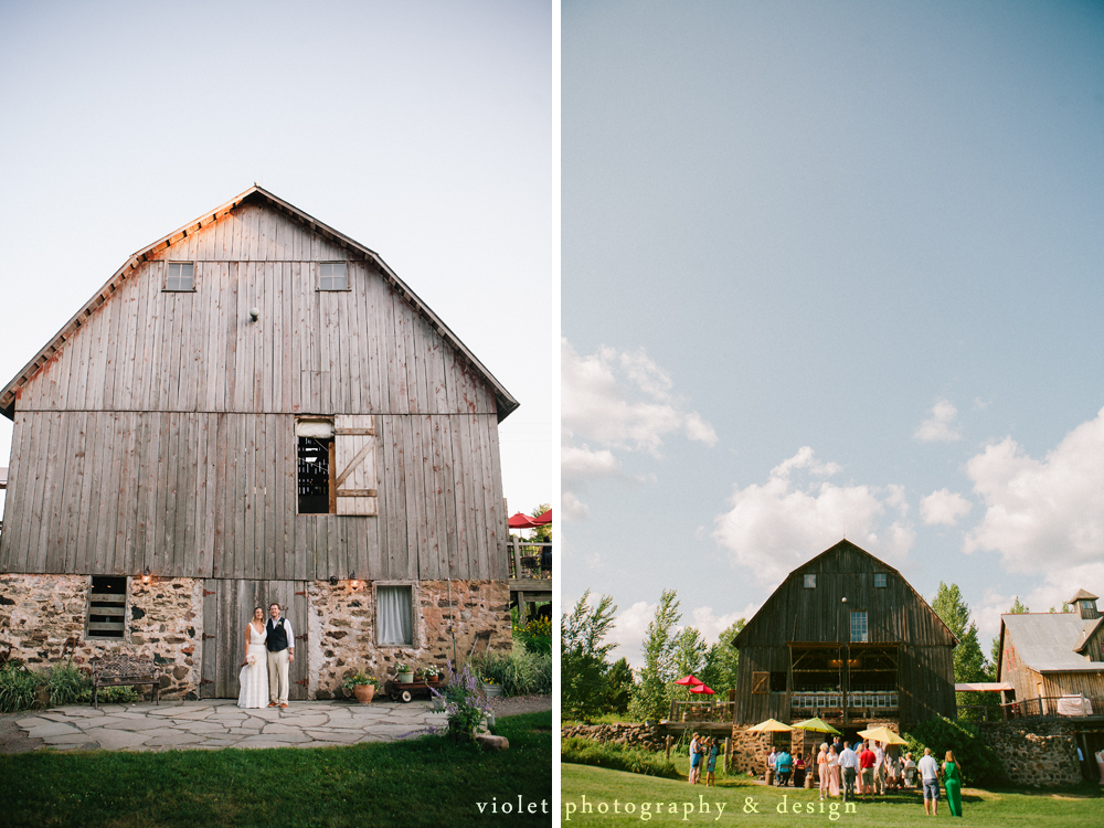 Beautiful barns to be married in
