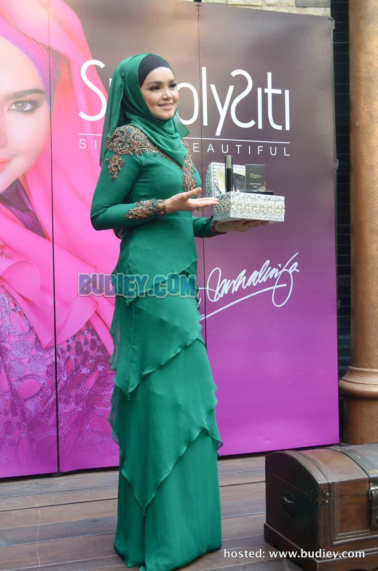 Siti Nurhaliza Argan