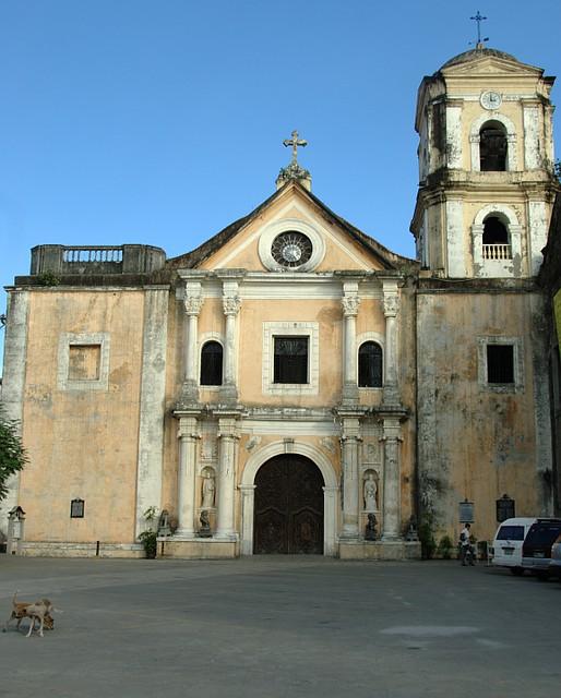 San Agustin Church, Intramuros by CC user shankaronline on Flickr