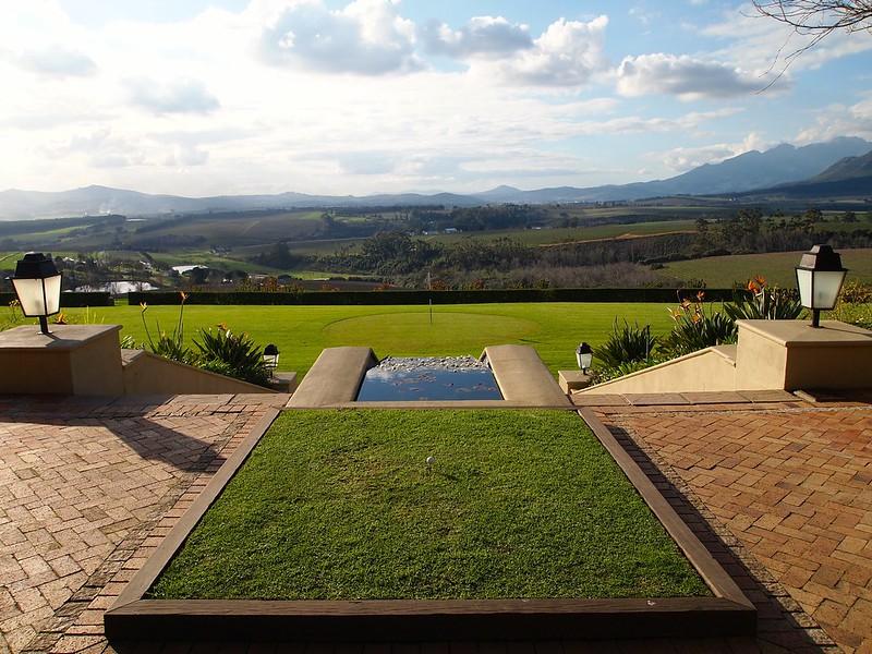 Ernie Els Winery - Stellenbosch, South Africa