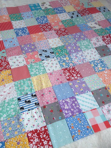"144 x 2"" squares = 1 perfect sized pillow top"