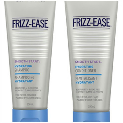 Frizz Ease Smooth Start Hydrating Shampoo + Conditioner