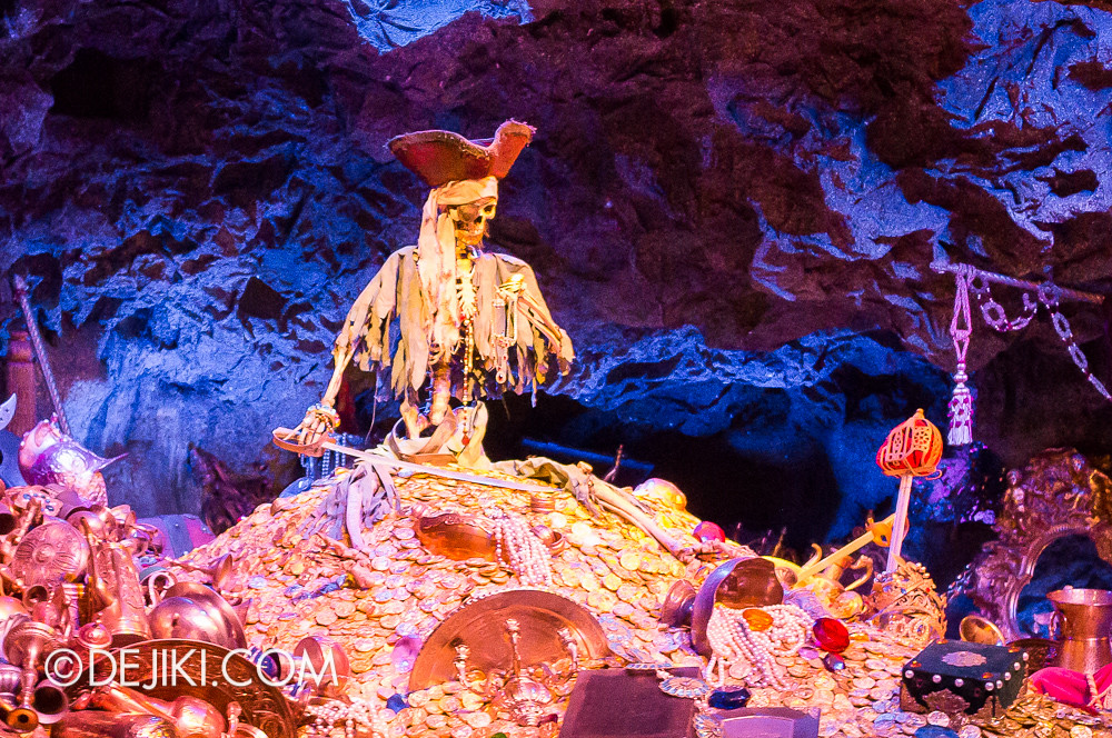 Tokyo Disneyland - Pirates of the Caribbean - Ride Photos
