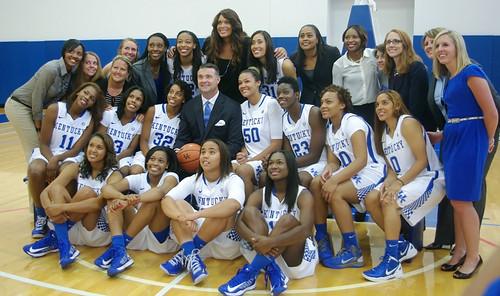 University Of Kentucky Basketball 2013 2014 UK Hoops will host the...
