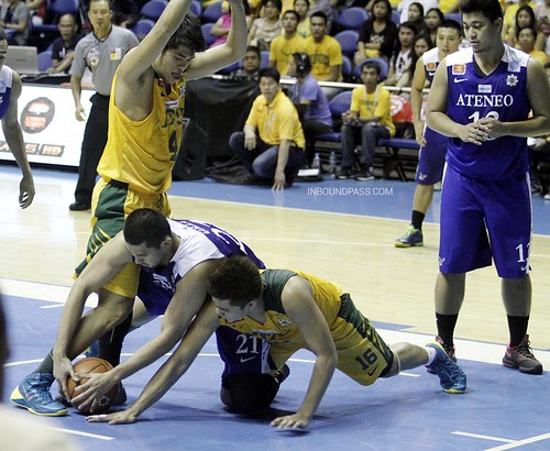UAAP Season 76: Ateneo Blue Eagles vs. FEU Tamaraws, Aug. 28