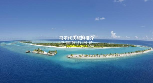 天堂岛全景