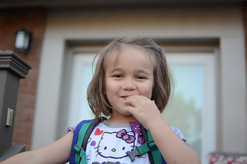 First Day At School (4)