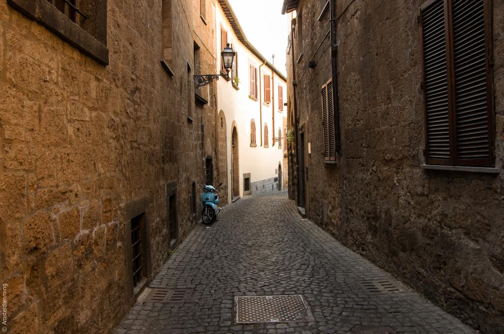 Italy, Streets of Orvieto
