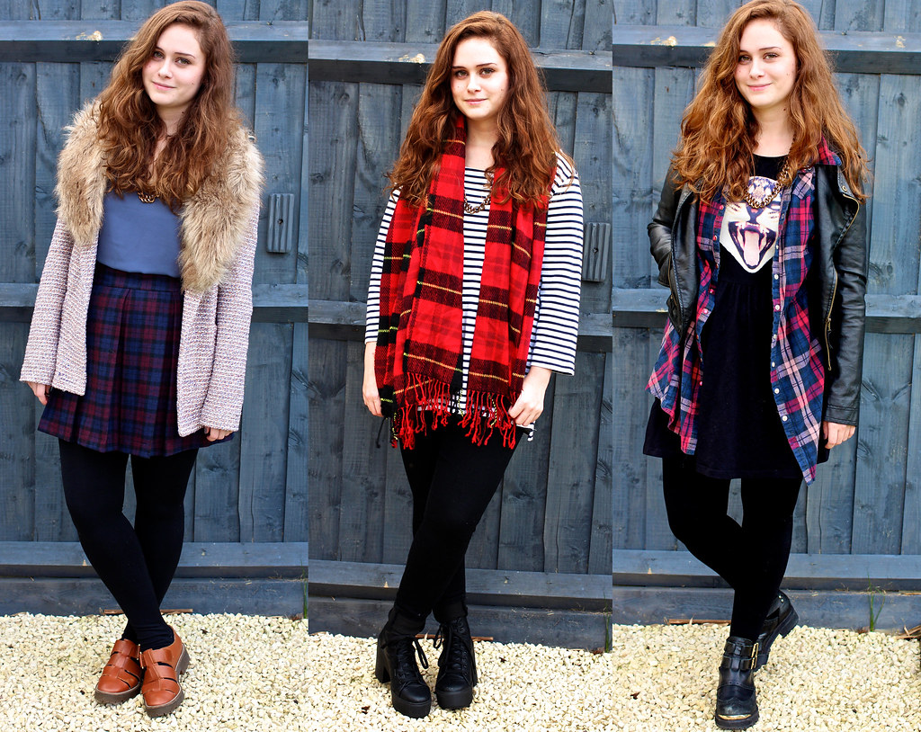 lisette loves guest post styles tartan three ways