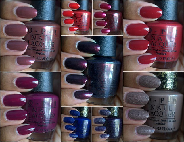 OPI San Francisco collection, part II