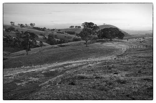 View to Barrington Tops by Geoff Heaton