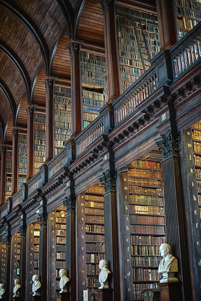 Bibliothek des Trinity College