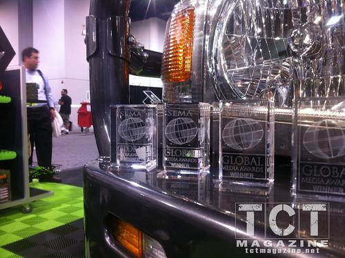 Ironman 4x4 wins 4 global media awards at SEMA 2013