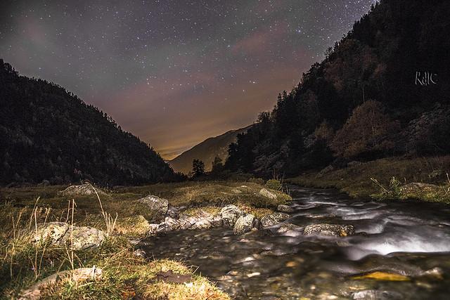 Vall i riu de Rialb