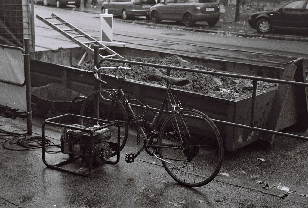 Kiev 4 - Workers Bicycle
