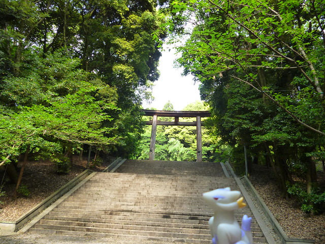 Photo:Mienshao in Otsu, Shiga 4 (Oumi Jingu Shrine) By Kasadera