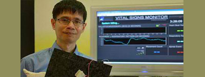 No need to lift a finger to have vital signs read
