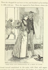 """British Library digitised image from page 223 of """"The Simple Adventures of a Memsahib ... With 37 illustrations by F. H. Townsend"""""""