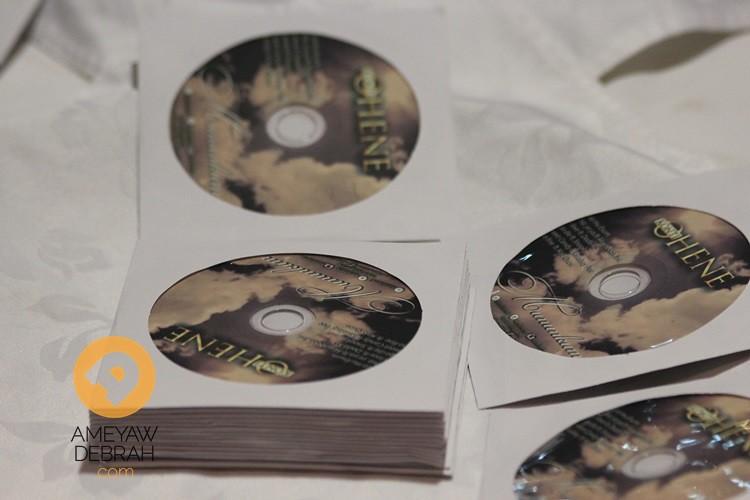 Kontihene album launch
