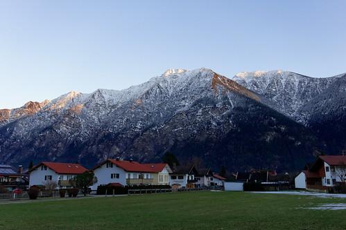 Kein Schnee by Oberau-Online