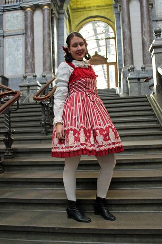 Tamara, who organised the meet