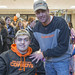 2014 Cotton Bowl-Oklahoma State Team Visit to Scottish Rite Hospital, Tuesday, December 31, 2013
