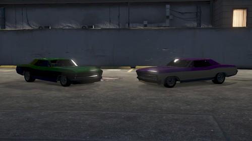 Grove Street Gang Cars - GTA Online - GTAForums
