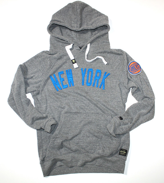 Sportiqe Black Label New York Knicks Olsen Sweatshirt