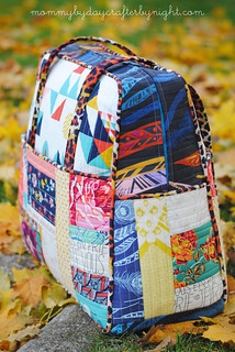 Mommy by day Crafter by night Weekender Bag