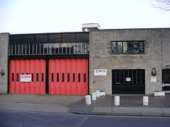 Closed Fire Station, Bow E3