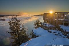 Dawn at Eagle Cliff