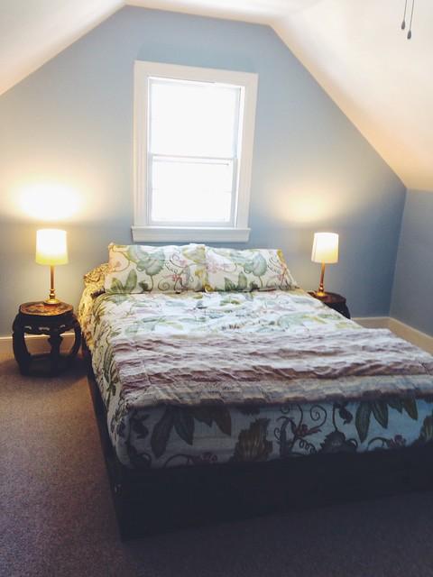 Guest bedroom redo