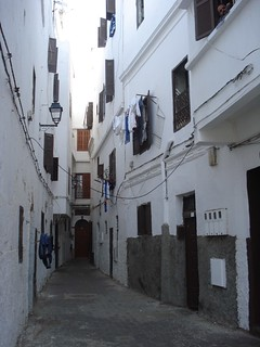 Old Town in Casablanca