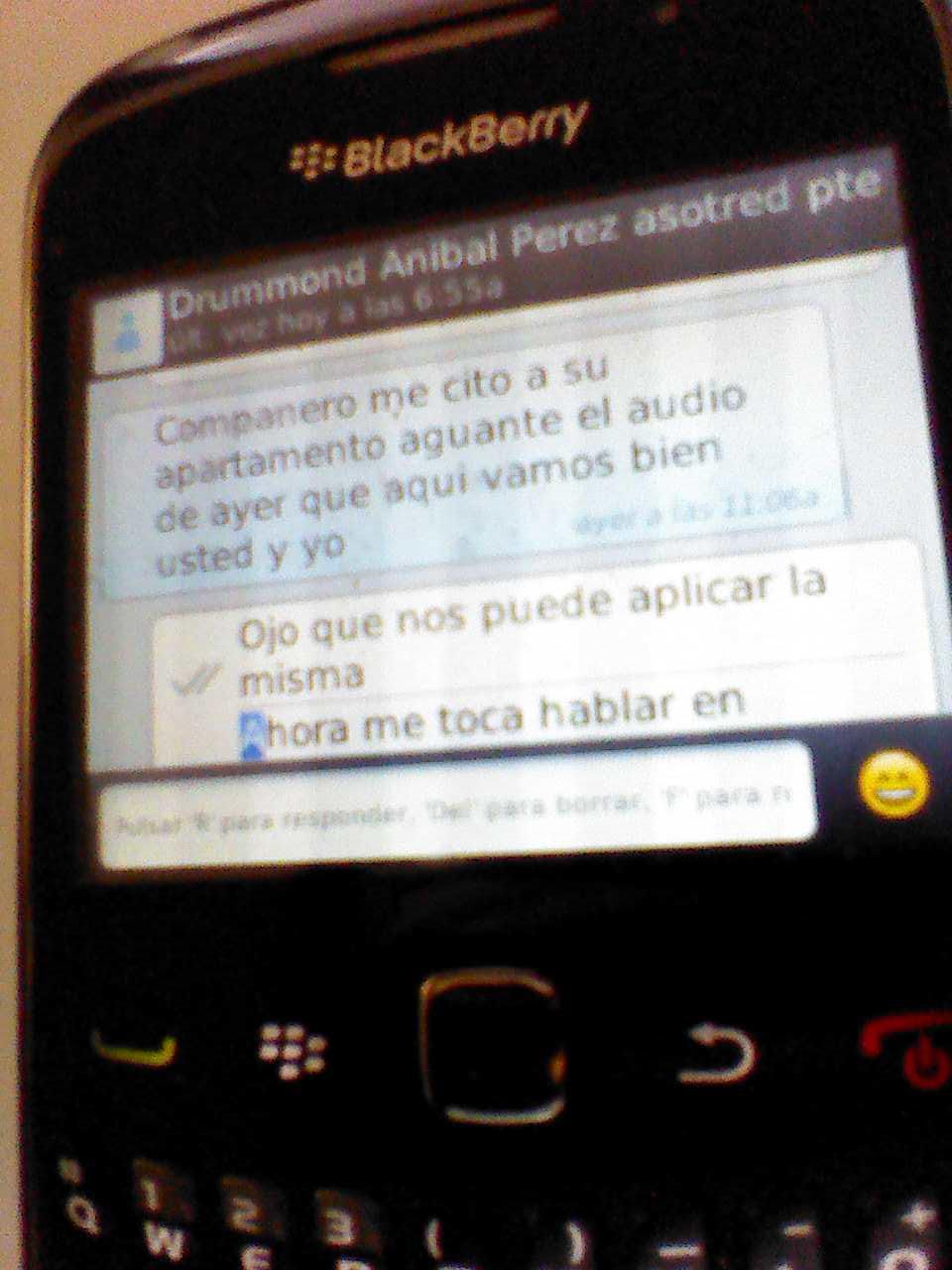 Chat entre Gabriel Padilla y Aníbal Pérez parte 3