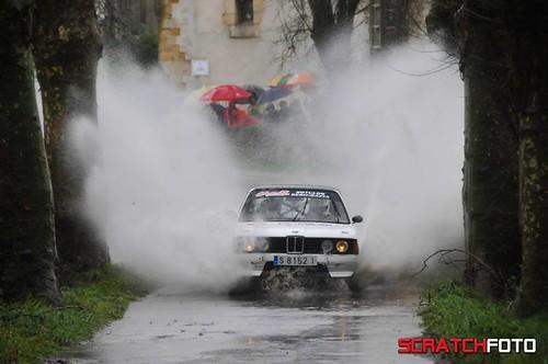 Rallysprint Hoznayo 2014